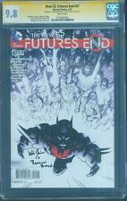 Batman Beyond Futures End 47 CGC SS 9.8 Will Friedle Remarked Top 1 Graded