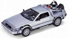 De Lorean Ritorno Al Futuro 2 1:24 Welly We22441 Modellino