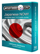 Learn Japanese Fast & Easy Asian Language Audio Training Course No Reading