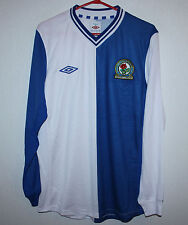 Blackburn Rovers England home shirt 12/13 Umbro