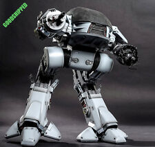 HOT TOYS 1987 ROBOCOP ED-209 SOUND EFFECT 350MM 1/6 2013 READY FAST STOCK NEW