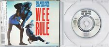 """Wee Papa Girl Rappers - Wee rule - 3"""" Mini CD INCH - Ragamuffin Mix"""