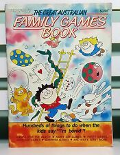 Woman's Day - The Great Australian Family Games Book!