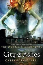 The Mortal Instruments: City of Ashes 2 by Cassandra Clare (2008, Hardcover)