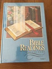 Bible Readings for the Home Volume 1 and 2