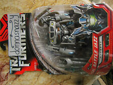 TRANSFORMERS MOVIE AUTOBOT FINAL BATTLE JAZZ  BUMBLEBEE LANDMINE CAMSHAFT TFTM