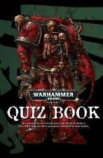 The Warhammer 40,000 Quiz Book: A bumper book of 40K brain busters, Ralphs, Matt