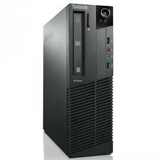 Lenovo ThinkCentre m92p Desktop-Core i5-3470 4x3,2ghz 500gb 4gb win7pro DVDRW