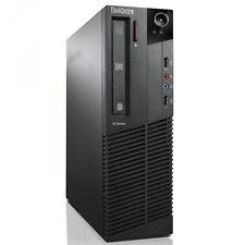 Lenovo ThinkCentre M92P Desktop - Core i5-3470 4x3,2Ghz 500GB 4GB Win7Pro DVDRW