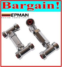 ADJUSTABLE BOLT-ON FRONT UPPER CONTROL CAMBER ARMS for NISSAN 300ZX Z32 FAIRLADY