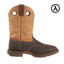 REBEL BY DURANGO STEEL TOE WATERPROOF WESTERN BOOTS DB019 * ALL SIZES M&W 7-13