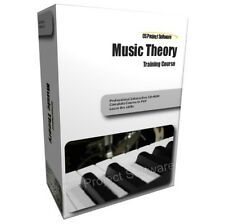 Music Theory in Practice Notation Ear Training Course Guide Manual CD