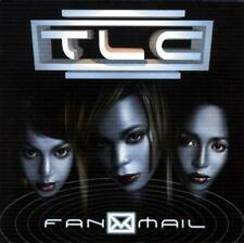 TLC - Fanmail (CD 1999) USA Import EXC w/ Fold-Out Poster Insert incl No Scrubs