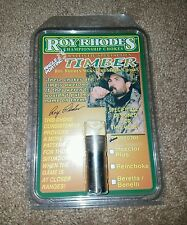 Roy Rhodes Timber Choke Tube Invector 12 Gauge Mossberg Browning Winchester