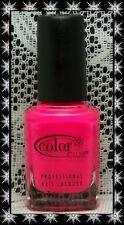 Color Club *~Jackie OH!~* Nail Polish Lacquer 2010 Poptastic Neon Discontinued!