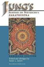 Jung Seminars: Jung's Seminar on Nietzsche's Zarathustra Vol. 99 by Carl Jung...