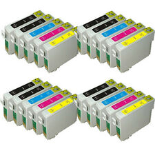20 Ink Cartridge for Epson Stylus S20 SX100 SX105 SX200 SX205 SX400 SX405 SX410