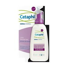 Cetaphil DermaControl Foam Wash Oil Acne Control Cleansing 237ml FREE DELIVERY