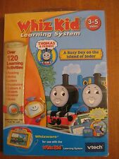 VTech Whiz Kid Learning System Thomas & Friends 3-5Yrs 050803860837