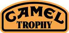 "Camel Trophy Car Bumper Sticker 6"" x 3"""