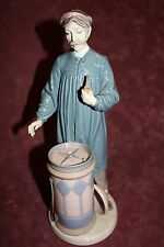 "lladro ""COOKIES FOR SALE""  # 5191, RARE! Very Hard to Locate Piece!  MINT!!!"