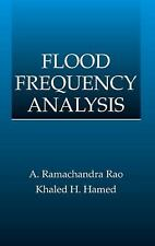 Flood Frequency Analysis (New Directions in Civil Engineering)-ExLibrary