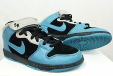 NEW NIKE DUNK MID PRO SB AQUA FUEL SHOES SNEAKERS DEADSTOCK SIZE 8.5 US