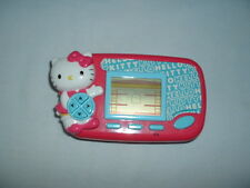 HELLO KITTY Battery Operated Handheld Electronic Game Toy SANRIO/GIOCHI PREZIOSI