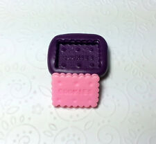 Silicone Mold Cookie Mould (25mm) Sugarcrafts Gum Paste Chocolate Fake Food Soap
