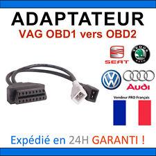 Adaptateur OBD2 vers VAG OBD1 - DIAG Auto ELM327 COM VAG - OBD2