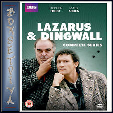 LAZARUS AND DINGWALL - COMPLETE  BBC SERIES  **BRAND NEW DVD*