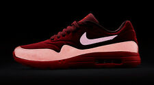 New!!! Nike Air Max 1 Ultra Moire Sz 8 Gym Red Team Red University 705297-600