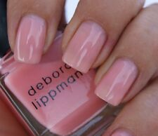 NEW! Deborah Lippmann nail polish P.Y.T. Pretty Young Thing PYT Coral Creamsicle