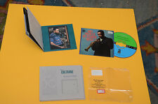 JOHN COLTRANE (NO LP ) MY FAVORITE THINGS ORIG USA CON LIBRETTO DIGIPACK