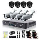 8CH 700TVL 960H HDMI CCTV DVR Home Security System+4x IR Indoor&Outdoor Camera