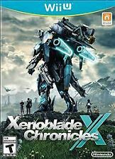 Xenoblade Chronicles X (Nintendo Wii U, 2015) *SEALED*