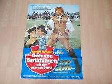 Götz von Berlichingen -  Original Kinoplakat A 1