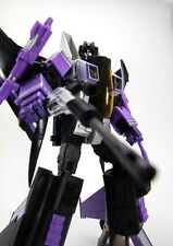 BB7 Transformers Masterpiece MP BBQ 01 Metal  Skywarp New