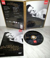 DVD ANGELA GHEORGHIU - LIVE FROM COVENT GARDEN