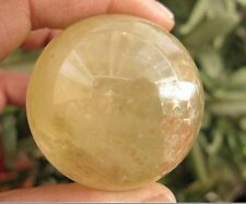 Natural Topaz sphere Healthful  ball ,size: 40-45mm