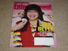 UGLY BETTY * AMERICA FERRERA #925 March 16 2007 ENTERTAINMENT WEEKLY MAGAZINE