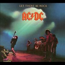 Let There Be Rock [Remaster] by AC/DC (CD, Apr-2003, Epic (USA))