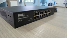 Dell PowerConnect 2816 16 Port Ethernet Switch 10/100/1000 Layer 3 ** NO POWER