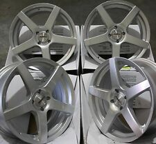 "17"" SILVER PACE ALLOY WHEELS FITS BMW MINI R50 R52 R55 R56 R57 R58 R59"
