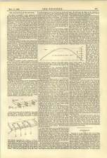 1888 Calculation Of Trajectories Jubilee Shot Contagion Disinfection