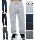 Pro Club Men's Cargo Sweat Pants Sweats FREE SHIPPING proclub tall