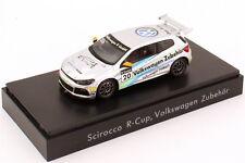 1:43 VW Scirocco III R-Cup 2012 Volkswagen Zubehör Nr.20 - Dealer-Edition - OEM