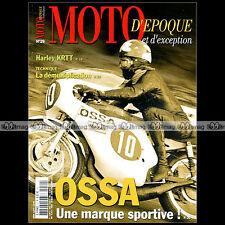 MOTO D'EPOQUE N°29 MAÏCO 250 HARLEY KR 750 TT HONDA 125 CB 93 LAVERDA SFC OSSA