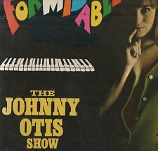 The Johnny Otis Show - 'Formidable' 1969 UK Ember LP. Ex!