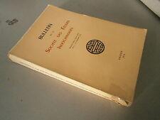 livre voyage guide Etudes Indochinoises Poéme Folklore Chronique Kmer ect